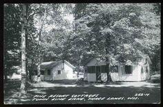 1940's 50's Pine Resort Town Line Lake Three Lakes Wisconsin RPPC Postcard 262 H   eBay Eagle River Wisconsin, Three Lakes, 1940s, Pine, Fiction, Wanderlust, Spaces, Plants, Travel