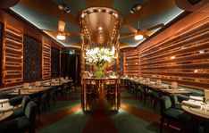 restaurant-casa-cruz-london-2 Restaurant Lighting, Bar Lighting, Restaurant Design, Restaurant Bar, Lighting Design, Bar Interior, Interior Lighting, Interior Design, Design Interiors