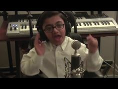 "This 12-Year-Old's Cover Of Eminem's 'Not Afraid' Is So Good, It'll Leave You Spellbound  (Eminem - ""Not Afraid"" Clean Cover by Sparsh Shah (PURHYTHM))"