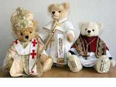 Teddy bear clergy
