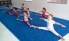 Turma Mirim - Gr #ginasticaritmica #rhythmicgymnastics