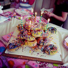 ☛ Celebrate - Desserts / Donut cake