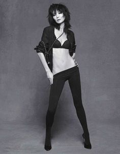 Maggie Cheung in the Little Black Jacket,  by Karl Lagerfeld and Carine Roitfeld.