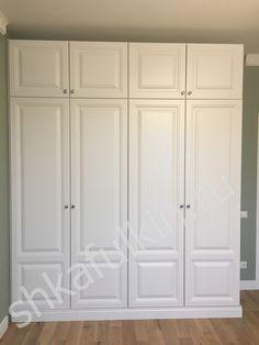 Шкаф в классическом стиле от Шкафулькина. #interior #классика #классическийстиль #классикашкаф #дизайн #белый #шкафбелый #мебель #шкафулькин