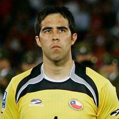 Cláudio Bravo, Chile.