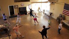 Teaching Bollywood to Seniors in Lake Havasu, AZ