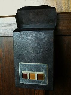 Bungalow Style Arts & Crafts  Mailbox by BungalowStreet on Etsy, $47.00