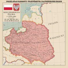 Map of Interwar Poland, 1926 (Alternate History) by KingTorrhenStark on DeviantArt Poland Map, Poland History, European Map, Fantasy Map, Alternate History, Historical Maps, Commonwealth, Genealogy, Prussia