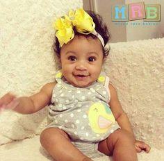 ♡ Adorable baby girl