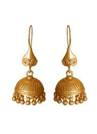 Image result for south indian jewellery jhumkas