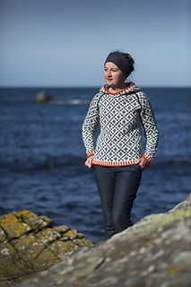 Ravelry: The Oa pattern by Kate Davies Designs Kate Davis, Fair Isle Knitting Patterns, Knitting Ideas, Norwegian Knitting, The Oa, Knitting Basics, Gamine Style, Knitwear, Knit Crochet