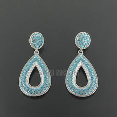 Fashion Tear Drop Earrings $6.50