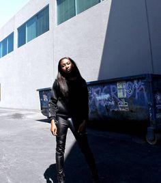 Iman x X-Men stories on le blog  Click through to follow Manigazer on Instagram!