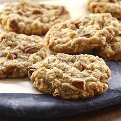Praline Oatmeal Cookies