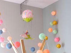 62 meilleures images du tableau Guirlande chambre bébé | Habitación ...