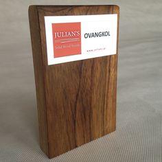 OVANGKOL (amazaque) wood sample