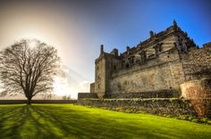 Stirling Castle by Jaani Riordan on 500px