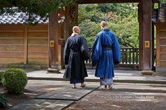 Le Zuirokuzan Engaku Kōshō Zenji, ou Engaku-ji, est un des plus importants complexes de temples Zen au Japon