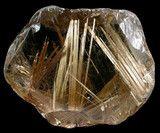 Rutilated Quartz Crystal Healing Properties