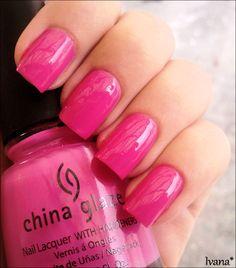 China Glaze rich and famous