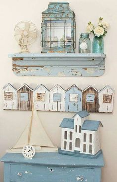 Coastal Style Homes Beach Cottage Style Tv Stand Junk Chic Cottage, Beach Cottage Style, Romantic Cottage, Beach Cottage Decor, Coastal Cottage, Shabby Chic Homes, Cottage Farmhouse, Shabby Chic Beach, Romantic Beach