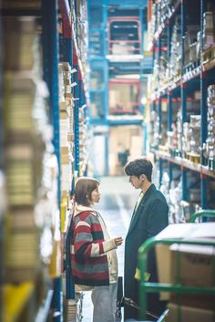 Weightlifting Fairy Nam Joo Hyuk. And he finally confessed! love love love =D