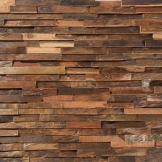 Deco Strips Antique 3/8 in. x 7-3/4 in. Wide x 47-1/4 in. Length Engineered Hardwood Wall Strips (10.334 sq. ft. / case), Driftwood Antique