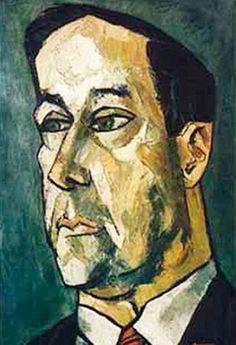 Benjamín Carrion, 1956 - Oswaldo Guayasamín