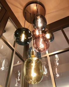 UK5 URBAN COLLECTIONS ✨Lampe Sweet Candies 💡 🍬 Preis: 1.950€ zzgl. geltender MwSt.; Lieferzeit: 4 Wochen✨Die Leuchtmittel und die Farben können individuell zusammengestellt werden ✨#UrbanCollections by #UlrikeKrages #UK_UrbanComfort  _______________ #Lichtdesign #Designerin #Designlampe #Lampendesign #Interior #Licht #Perfectlighting #Lighting #Lampe #Lamp Uk 5, Lighting, Chandelier, Collections, Ceiling Lights, Home Decor, Light Design, Home Decor Accessories, Colors