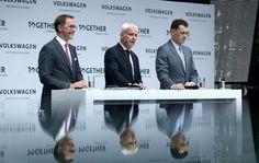 Aus eins mach drei - VW schafft zwei neue Milliardenkonzerne.