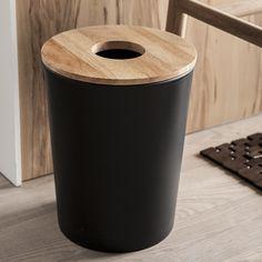 Poubelle salle de bain - Idées déco                                                                                                                                                                                 Plus