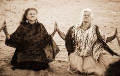 crone article,rebelle society {Photo credit: © Chanel Baran via C. Sacred Feminine, Divine Feminine, Anais Nin, Namaste, Tao, She Wolf, Wise Women, Yoga, Wisdom