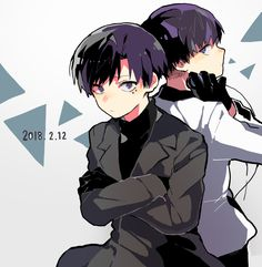 Urie Kuki - Tokyo Ghoul :Re