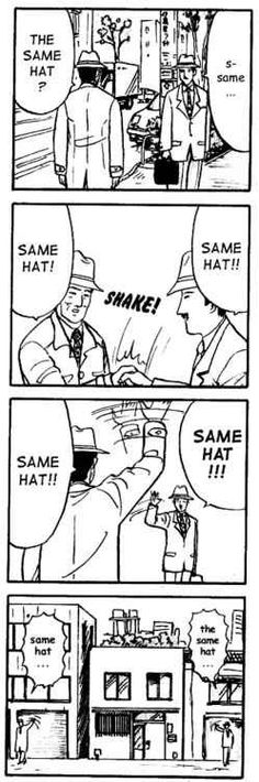 42 Ridiculous Out-Of-Context Panels From Anime And Manga
