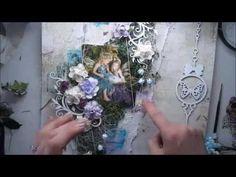 'Memories Captured' scrapbooking tutorial by Marta Lapkowska