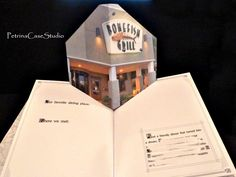 Client's favorite restaurant - added to proposal book