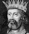 King Henry III 1216 - 1272    Age 9 - 65  Eldest son of John I  Born: 1 October 1207 at Winchester   Parents: King John and Isabella of Angouleme (French)  Ascended to the throne: 18 October 1216 aged 9 years  Crowned: 28 October 1216 at Westminster Abbey  Married: Eleanor of Provence (French), Daughter of Raymond Berenger  Children: Six sons including Edward I, and three daughters  Died: 16 November 16 at Westminster, aged 65 years  Buried at: Westminster Abbey  Succeeded by: his son Edward