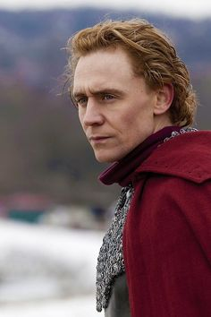 Tom Hiddleston - The Hollow Crown. This guy is boss