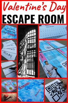 Find codes, solve puzzles, & read secret messages in this fun and engaging Valentine's Day escape room activity, where students learn the truth about this holiday and practice reading comprehension, critical thinking, and inferencing.  Click for more info!