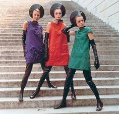 そして型押しドレス、ローブ・ムレ。