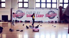 [ Kenzo Alvares feat. Chachi Gonzales | Fair Play Dance Camp 2012, Polan...
