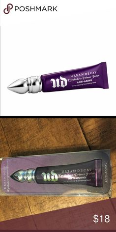 Urban Decay Brand new. Anti aging eyeshadow primer potion. Long lasting eyeshadow base. Urban Decay Makeup Eyeshadow