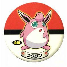 Pokemon 2006 Sapporo Ichiban Ramen Collection Series Wigglytuff Sticker (Version #2)