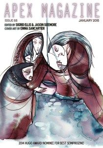 Apex Magazine Issue 68