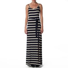 Side Slit Cami Maxi Galaxy Oat, $78, now featured on Fab.