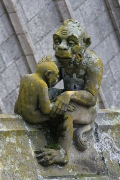 Gargoyle of the Day: St. John's Cathedral, 's-Hertogenbosch, Netherlands