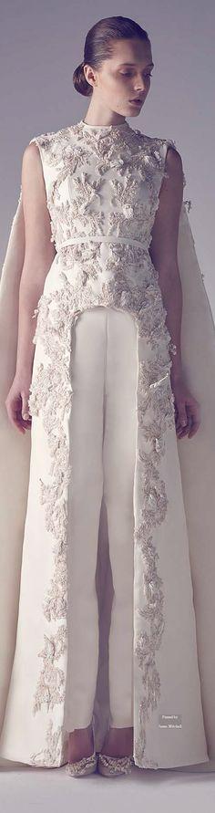 Ashi Haute Couture Spring Summer 2015 collection