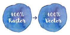 How to Vectorize Watercolor Textures