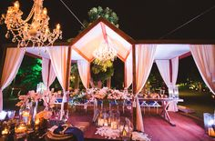 Flora Farm Whimsical wedding planned by Allure Events | Floral Design by Lola del Campo Florenta