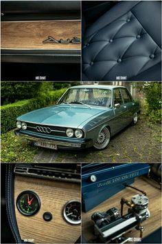 Audi 100 GL 1975